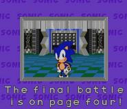 Sonic Gameworld gameplay 38
