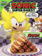 Sonic Super Digest Nº 7