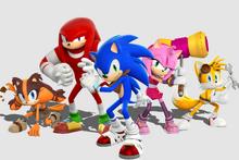 Team Sonic Boom