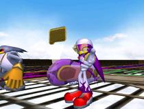 Wave en Sonic Riders
