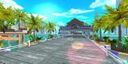Dolphin Resort (Expert)