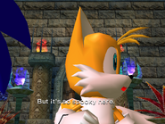 Hang Castle intro Sonic 3