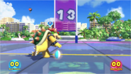 Mario & Sonic at the Rio 2016 Olympic Games - Bowser Duel Rugby Sevens