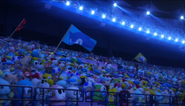 Mario Sonic Olympic Winter Games Festival Mode Opening 2