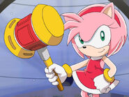 Marteau Piko-Piko (Sonic X)