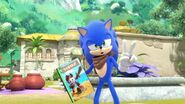 S1E24 Sonic two minutes tops