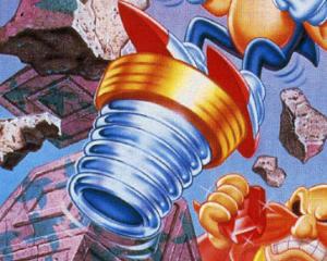 Sonic Chaos & Pogo Spring