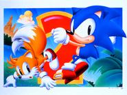 Sonic Screen Saver 7