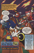 Sonic X issue 11 page 1