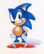 StH Sonic the Hedgehog (US Design)