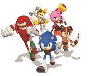 Team Sonic 2