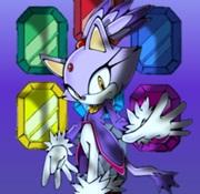 Blaze Sol Avatar (by Disco Duck)