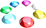 Chaos Emeralds (Sonic Free Riders)