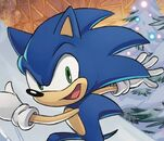 IDW Sonic the Hedgehog Issue 36
