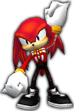 Knuckles Rivals costume 2