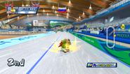 Mario Sonic Olympic Winter Games Gameplay 145
