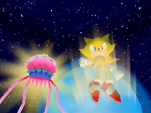 Mother Wisp Super Sonic