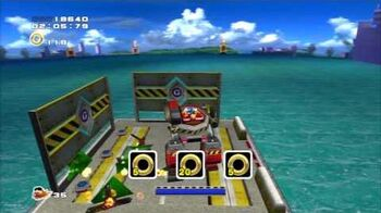 Sonic Adventure 2 (PS3) Weapons Bed Mission 1 A Rank