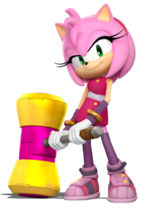 Sonic Boom Amy