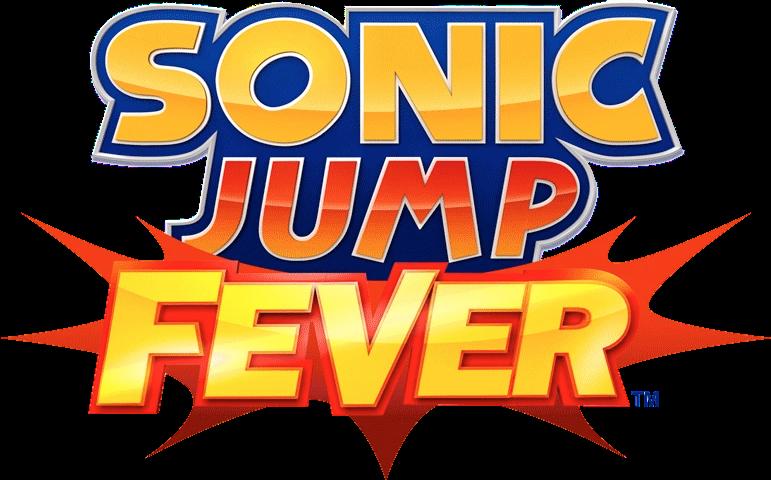 Sonic Jump Fever logo 02