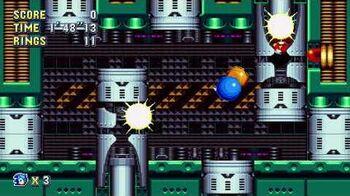 Sonic Mania Boss 23 - Egg Pistons