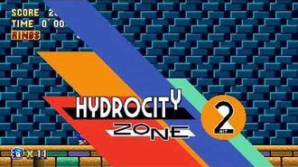 Sonic Mania Sonic Solo Part 7 - Hydrocity Zone