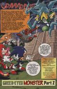 Sonic X issue 29 page 1