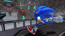Sonic vs Egg Wyvern