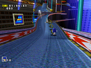 Speed Highway DC Sonic 26