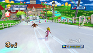 Mario Sonic Olympic Winter Games Gameplay 156