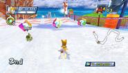 Mario Sonic Olympic Winter Games Gameplay 215