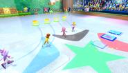 Mario Sonic Olympic Winter Games Gameplay 300