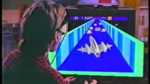 Sega Master System - Segascope 3D Commercial