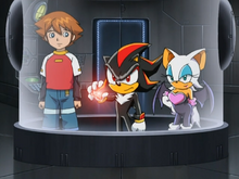 Shadow Rouge Chris ep 63
