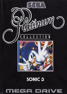 Sonic 3 box Platinum