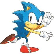 Sonic 91 art 29