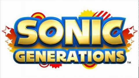 Sonic Generations (3DS) - Water Palace (Classic)