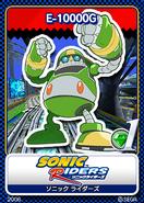 Sonic Riders karta 2