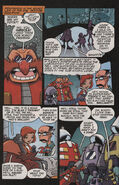 Sonic X issue 21 page 4