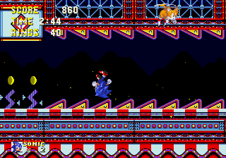 File:Tails being bored of Sonic having fun.png
