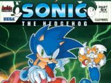 Archie Sonic the Hedgehog Issue 249