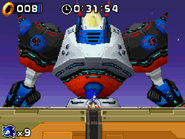 Egg King Sonic