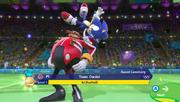 Eggman y Sonic M&S