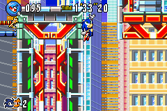 Hop Jump Sonic Advance 3