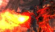 Iblis fire breath