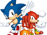 Classic Sonic's world