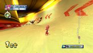Mario Sonic Olympic Winter Games Gameplay 179