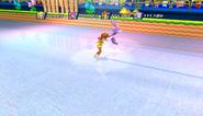 Mario Sonic Olympic Winter Games Gameplay 339