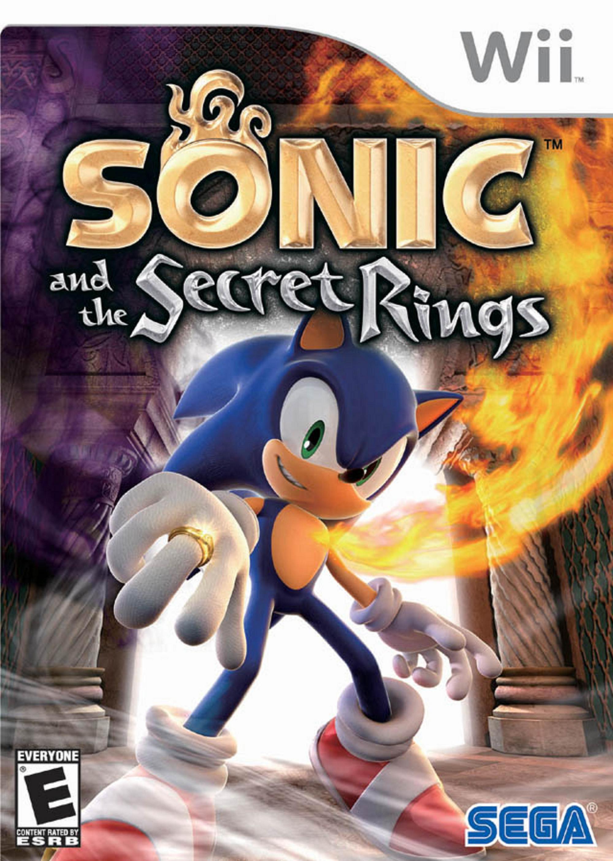 Sonic and the Secret Rings | Sonic News Network | FANDOM