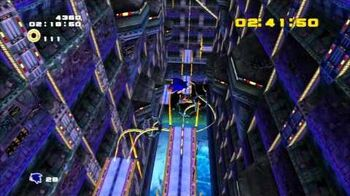 Sonic Adventure 2 (PS3) Final Rush Mission 4 A Rank